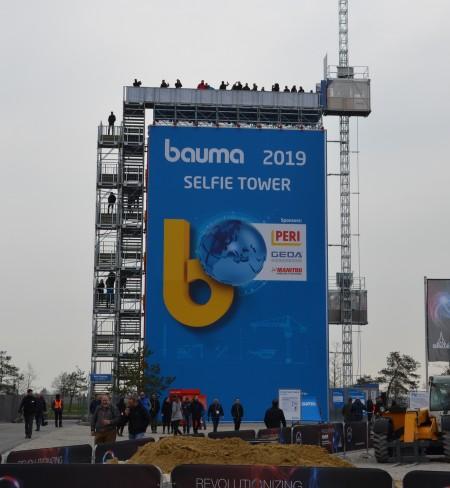 BAUMA 2019 utrinki